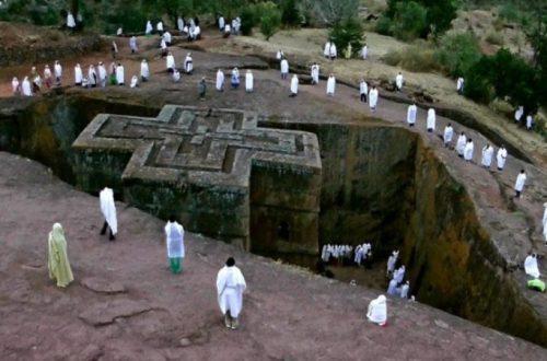12 Objek Wisata Populer di Ethiopia Wajib Anda Kunjungi