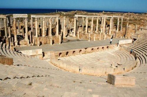 10 Objek Wisata di Libya Wajib Anda Kunjungi