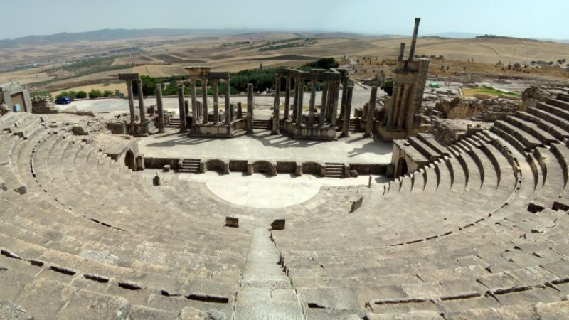 10 Tempat Wisata Terbaik di Tunisia