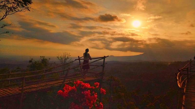 Tempat Menikmati Sunset